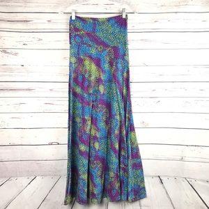 FIRM PRICE ♦️LuLaRoe Maxi Skirt
